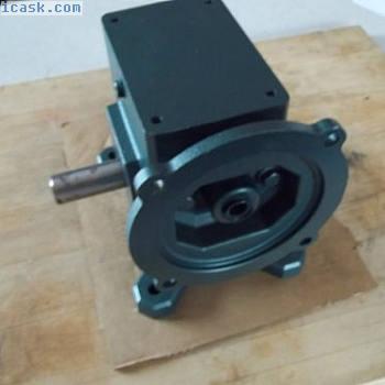 新的齿轮齿轮FLEXALINE TMQ220-2 WORM齿轮右角速度减速比40:1