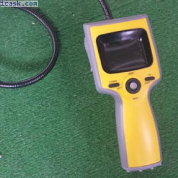 带有USB插头的PROFI ENDOSCOPE内窥镜摄像头通过USB TFT显示屏,总长1100mm