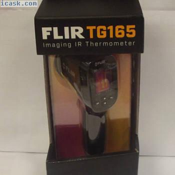Flir TG165热成像摄像机25至+ 380°C系列,现场热成像摄像机