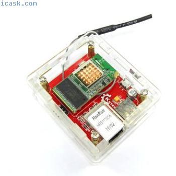 Keyes OpenWRT视频传输模块MB0076 IP Wifi RJ45 Flux Workshop
