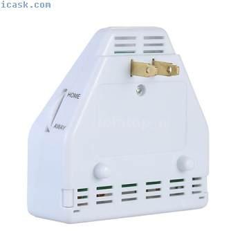 白色120V声音启动OnOff开关电子小工具FR