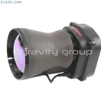热像仪雷神眼2000b +远程lwir镜头100mm,flir视野脉冲星