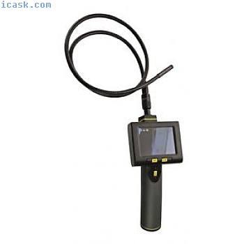 foto-video-endoskop与无线LCD彩色显示器ø9x3000mm新