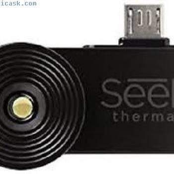 寻求适用于Android的散热紧凑型热成像相机