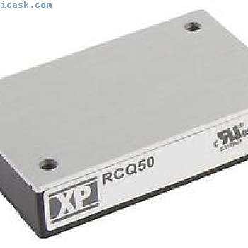 DC-DC转换器15V 3.33A  -  RCQ50110S15(Fnl)