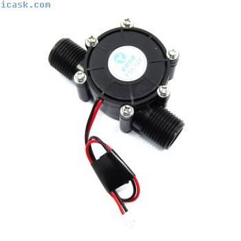 12V 10W水电发电机水F50-12V电池调节12英寸焊剂车间