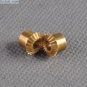 锥齿轮小齿轮套件0.5模块20齿