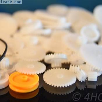63 + 32件齿轮组驱动轮+驱动橡胶塑料齿轮