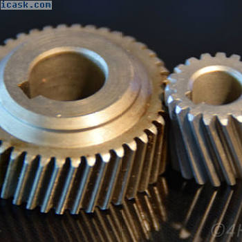 2齿轮螺旋齿轮齿轮12 + 8mm驱动斜齿轮齿轮钢