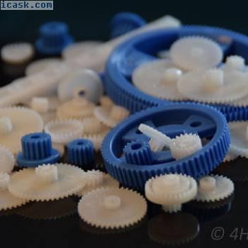 69件齿轮组塑料尺寸不同,齿轮型号为RC