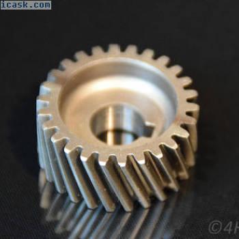齿轮斜齿轮26齿12mm正齿轮驱动斜齿轮