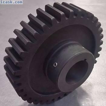 马丁C536 14-12度外齿正齿轮,36齿,14 12度铸造