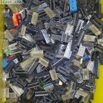 集成电路插座分配14-40 POL设置200个1025D