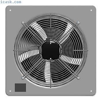 AXIALLüFTERBALL 200MM 230VAC  -  W4S200-DA02-02(Fnl)