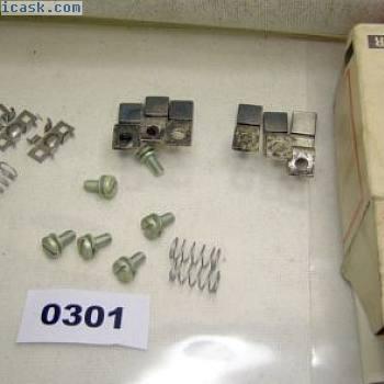 (0301)卡特勒锤子接触套件6-24-2尺寸2 3P