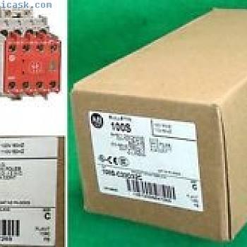 箱式安全接触器新产品100S-C23D32C线圈Allen Bradley瑞士制造