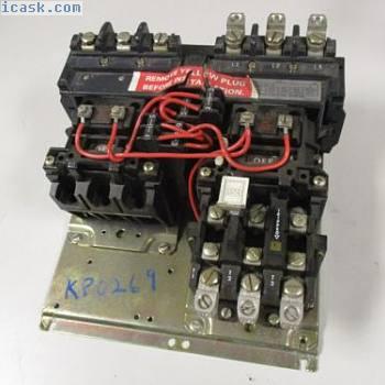新的艾伦布雷德利505-C0D-9尺寸2反向起动600V交流最大