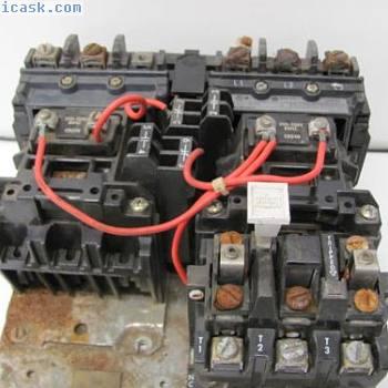 许多2 ALLEN BRADLEY起动器505-BOH系列C W AB 42185-800-01 OVERLOAD REL