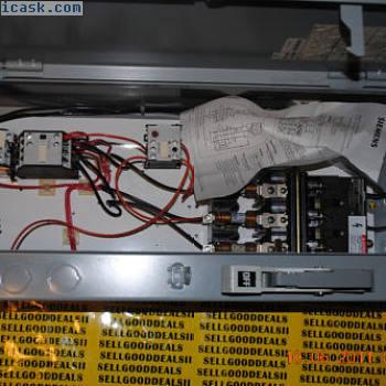 西门子SCFH-A10-208组合起动器120V 30A 3PH SCFHA10208
