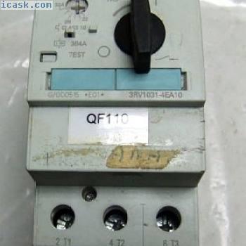 西门子电动机起动器保护器3RV1031-4EA10 22-32A 3P