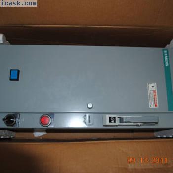 西门子SCF-B10-120组合起动器120V 30A 3PH SCFB10120