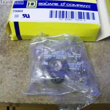 新9999-SX7起动机和接触器,辅助触点,10A,600V,1NC