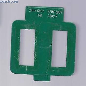 卡特勒锤9-1889-2使用的控制线圈220240V,5060Hz S-2 Ser A1,S 23
