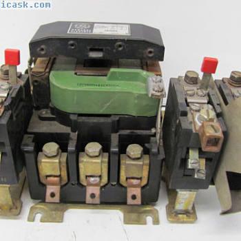 通用电动机起动器CR205E0 NEMA SIZE 3 600VAC100A MAX USED