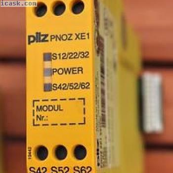PILZ安全继电器24VDC PNOZ XE1 -774620
