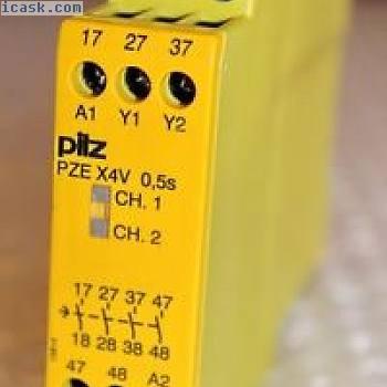 PILZ接触扩展块PZE X4V -774580