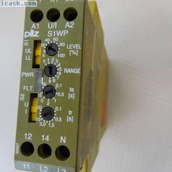 Pilz S1WP 9A 24VDC UM 0-415vacDC NR:890020