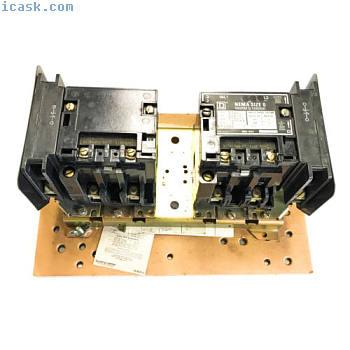 方形D 8702 SBO-4 Y30Y35可逆接触器