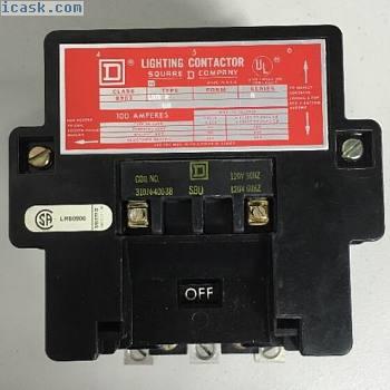 方形D照明承包商类别8903类型SQO2 8903SQO2-V02