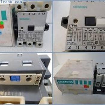 西门子3TF46 22-0an1,220V 50Hz未经使用的原装包装