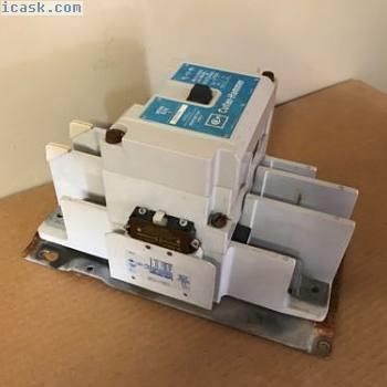 Cutler-Hammer CN15SN3接触器起动器尺寸5 110120 V线圈系列A1 600 V 270 A