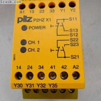 PILZ P2HZ x 13S1?no。