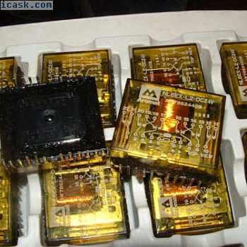 6极换向24V PCB profil bas Relais nl6ex-l2-dc24v Aromathes MATSUSHITA