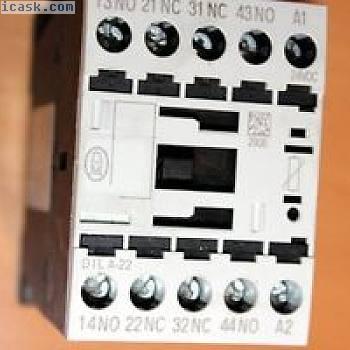 MOELLER接触器类型DILA-22(24VDC)