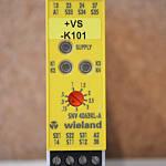 维兰德SNV 4063KL-A急停监控装置