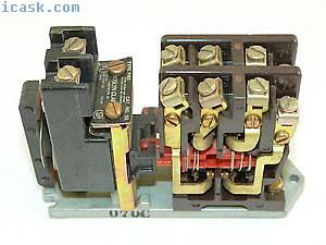 乔斯林克拉克TB-139-1 PMS 5S接触器110120v线圈使用见图