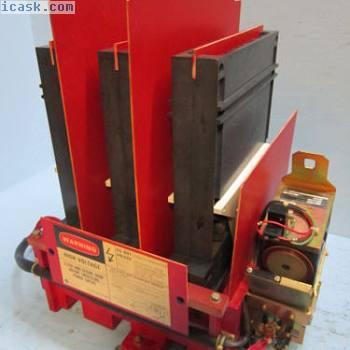 Allen Bradley 1500-F0D93 400A 2500-5000V空气接触器AB 1500-FOD93 1502-A4C3D1
