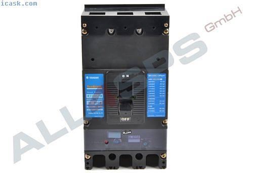 TERASAKI XS400NJ电路断路器400A,已使用