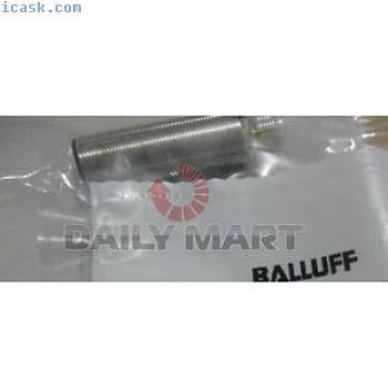 新巴鲁夫BES M18MF-USC70B-S04G电感式传感器非极化NO,7mm齐平
