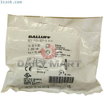 新的BALLUFF BES 515-327-S4-C电感式接近传感器和环境温度
