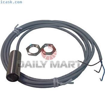 新巴鲁夫BES M18MI-POC50B-BV02电感式传感器,PNP NC,5mm,齐平,2m电缆