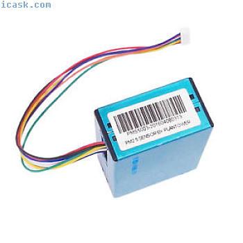 G5 PMS5003激光PM2.5传感器粉尘霾颗粒浓度akala