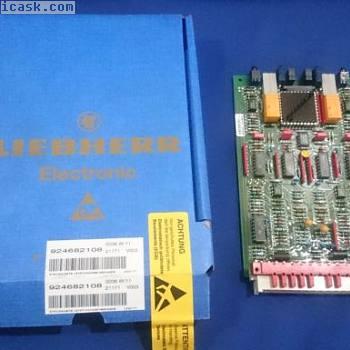 利勃海尔电子924682108电路板DL插件卡Leistungsbe Grenzer全新的