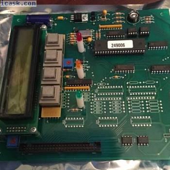 林肯250395 Rev B电路板