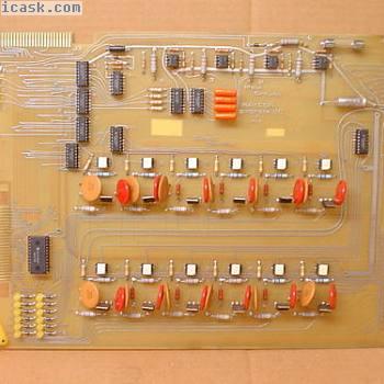 Raycon 300796 A-46 Rev. B系统IO电路板