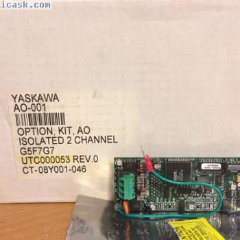 安川工业自动化研究所UTC000053 Rev. 0逆变器电路板